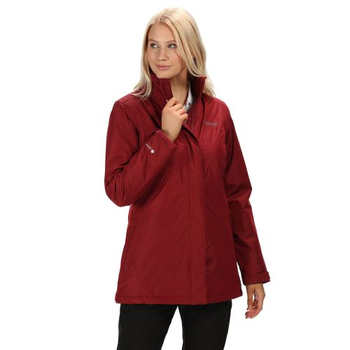 Blanchet II Waterproof Insulated Jacket Tibetan Red